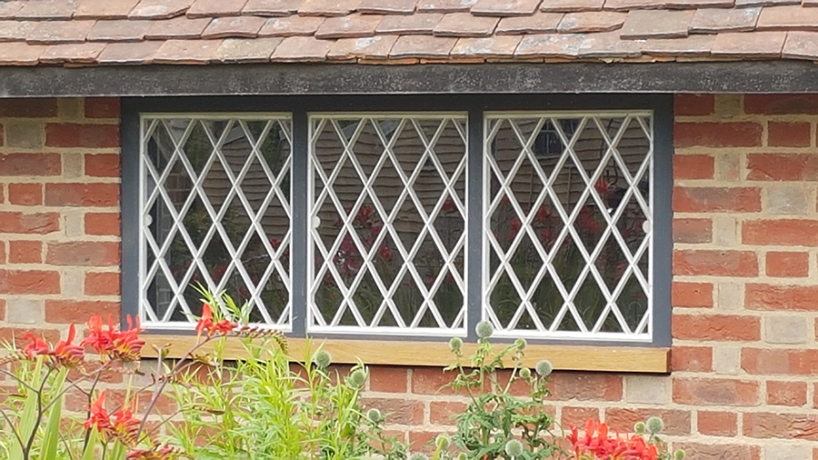 Leaded Windows - Wadhurst